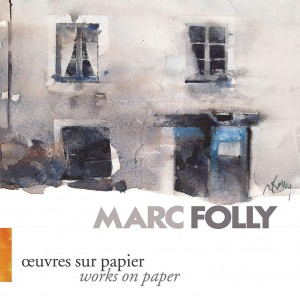 MARC FOLLY - Works on paper