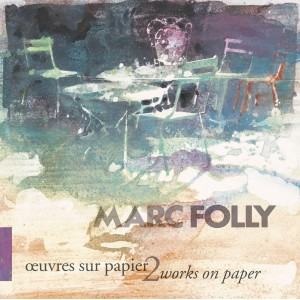 MARC FOLLY - Works on paper 2